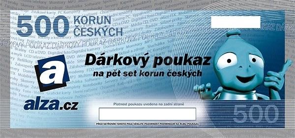Voucher na Alza.cz