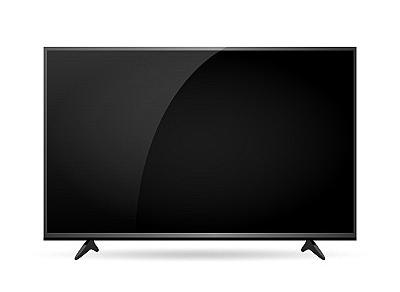 Soundbar připojený k televizi