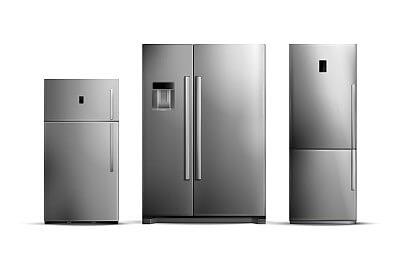 Jaký zvolit typ lednice - s mrazákem nebo bez mrazáku? Samostatnou nebo vestavěnou?