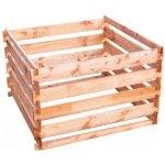 Gutta dřevěný kompostér